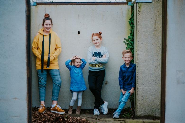 Familieshoot, Nickie Fotografie