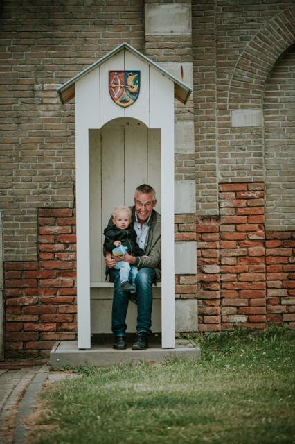 Portretten in Landal Esonstad door Nickie Fotografie
