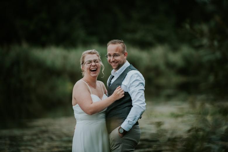Bruidsfotografie Eernewoude door Nickie Fotografie.